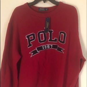 New Polo Ralph Lauren men's sweatshirt size XL
